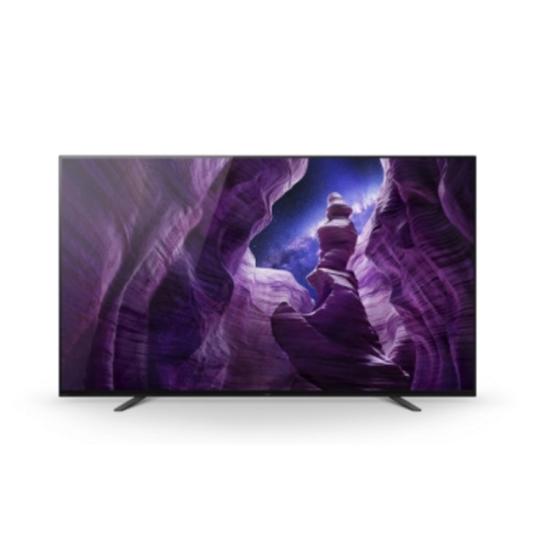 (含標準安裝)SONY索尼55吋OLED 4K電視KD-55A8H