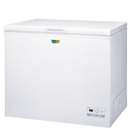 SANLUX台灣三洋208公升冷凍櫃SCF-208GE