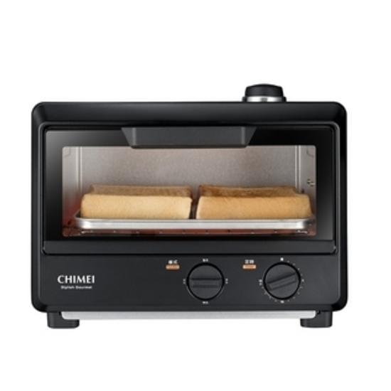 圖片 奇美10公升蒸氣加濕功能遠紅外線電烤箱烤箱EV-10T0AK