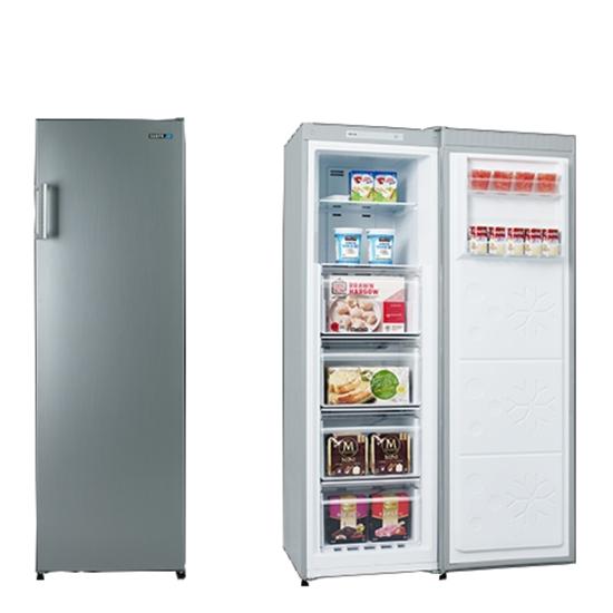 圖片 聲寶216公升直立式冷凍櫃SRF-220F