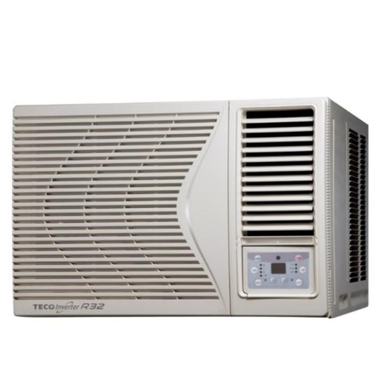 可用數位5倍券 (含標準安裝)東元變頻冷暖右吹窗型冷氣6坪MW40IHR-HR
