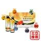 【都會新貴嚴選】葉黃素飲(美國專利游離型25MG葉黃素 20MG*12瓶)-電