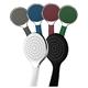 【韓國CEBIEN】六色可選 單段彩色蓮蓬頭 矽膠握套不易滑手 低水壓適用(AR)