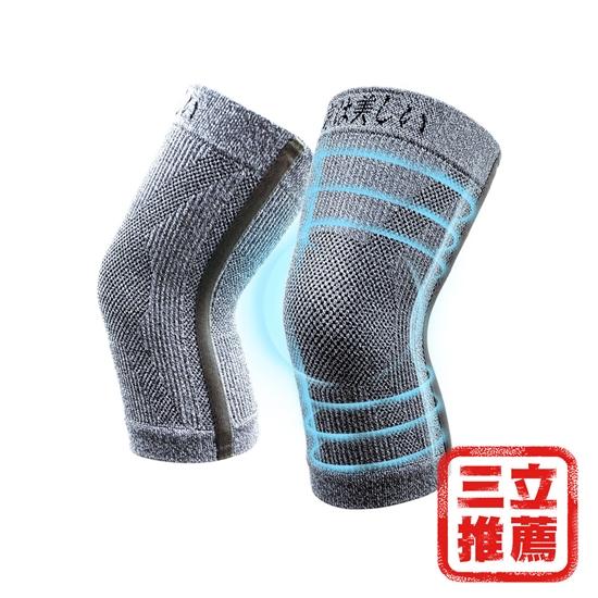 圖片 【京美】長效支撐X型舒緩護膝-電
