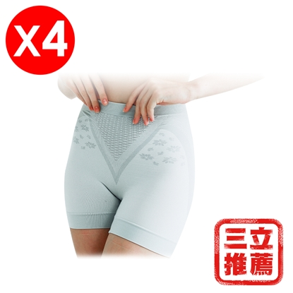 【京美】高極絲能量提臀褲4件組-電
