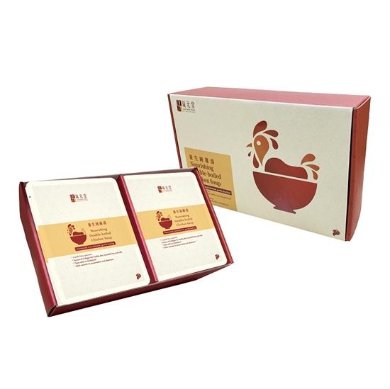 圖片 【新加坡琉元堂】養生純雞湯12入禮盒