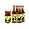 圖片 新【民生壺底油精】在地系列(在地黑豆原味醬油+在地黑豆豉+在地黑豆瓣醬)-電