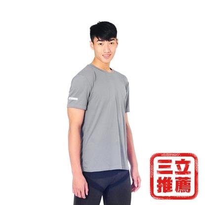 圖片 愛玩客舒浮短TEE單入(男)-電