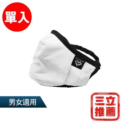 (新)P99頂規防護口罩(單入組/送N100高效濾心6片)-電