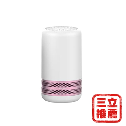 【YFLife圓方生活】空氣淨化器AIR3 Plus 單入(淡粉紅/星空灰)-電