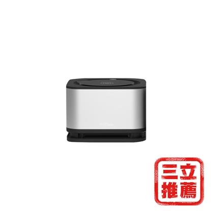 【YFLife圓方生活】空氣淨化器AIRbox方塊舒 車用 單入 (黑/銀)-電