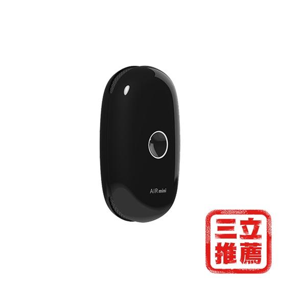 圖片 【YFLife圓方生活】空氣淨化器AIR mini小鯨瓶  單入(黑/白)-電