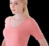圖片 VERTEX 18針黃金海島棉上衣 (2件組)-電
