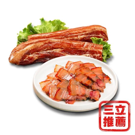 圖片 【張深淵】古早味臘肉組(真空包裝)-電