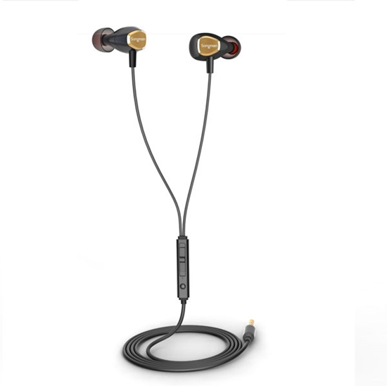 Starking 3.5mm銅質金屬插頭耳機