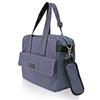 Obien都會型多功能 休旅商用側背包