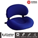 KUONAO 人體工學氣控可調整式 樂腰美臀坐墊 (KN-013咖'啡色)