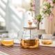 【so.home】風尚竹木系茶具三件套