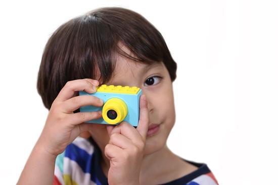 圖片 FUNY Kids 第一代童趣數位相機
