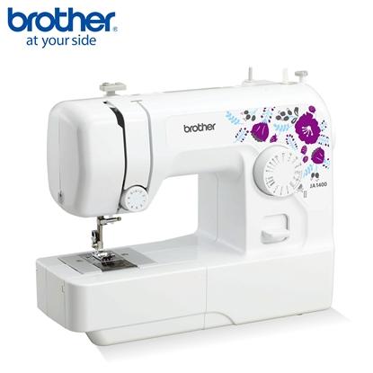 圖片 【日本brother】紫語花仙子縫紉機(JA-1400)