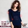 圖片 【GIAT】台灣製零肌著遠紅外線隱形美體發熱衣(第二代升級版)-3件組