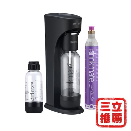 圖片 【美國Drinkmate】Rhino 410氣泡水機(犀牛機、氣泡機)-電