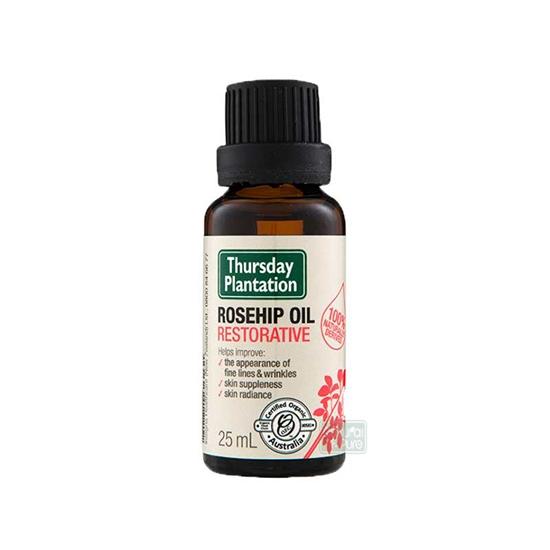 圖片 澳洲星期四農莊-有機玫瑰果油Rosehip Oil(25ml/入)