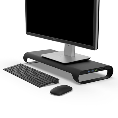MONITORMATE Probase X USB3.0多功能擴充平台-黑
