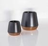 圖片 FELLOW JUNIOR美國雙層陶瓷銅座小咖啡杯2.3OZ 啞光黑/霧面白 隔熱杯防燙高質感簡約隨手杯茶杯水杯