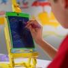 圖片 Boogie Board Magic Sketch 8.5吋彩色透明手寫塗鴉板