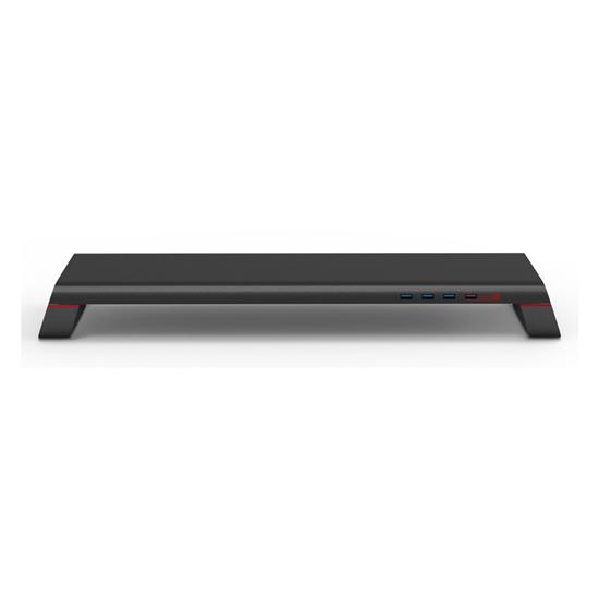 圖片 MONITORMATE miniS 多功能螢幕架 擴充平台 充電平台 USB(2色可選)