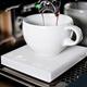TIMEMORE泰摩黑鏡BASIC手沖咖啡大師LED觸控秤重計時電子秤 -白 (可USB TYPE-C充電)
