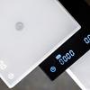圖片 TIMEMORE泰摩黑鏡BASIC手沖咖啡大師LED觸控秤重計時電子秤 -白 (可USB TYPE-C充電)