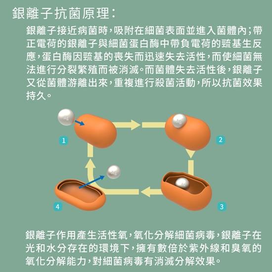 圖片 48H銀離子抗菌液-300ml/高濃度10ppm