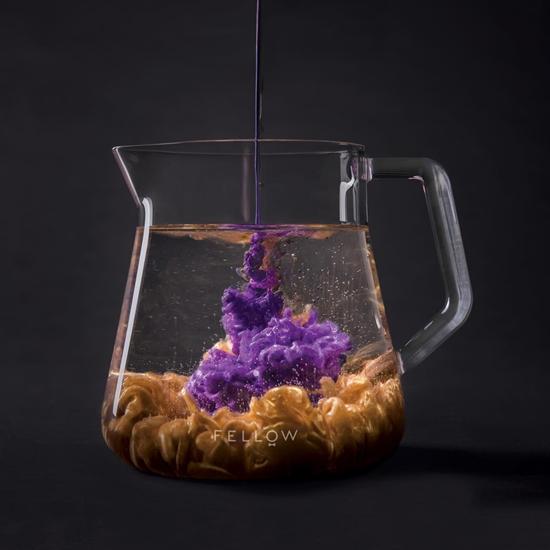 透明 咖啡