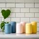 (新色)FELLOW Carter卡特陶瓷咖啡真空保溫瓶12oz-理光藍/檸草黃/石櫻粉