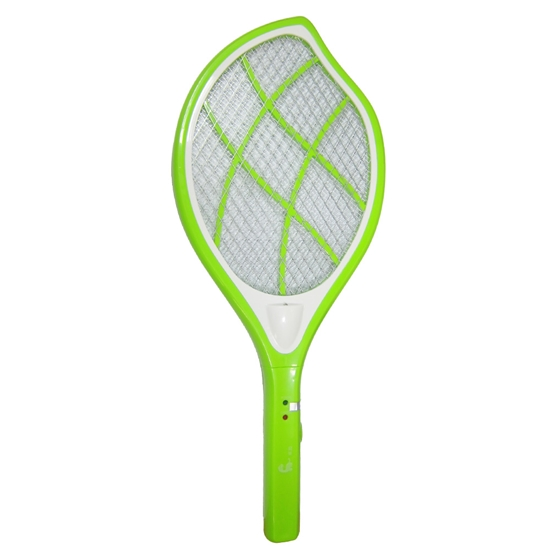圖片 東龍小綠葉充電式捕蚊拍T-113