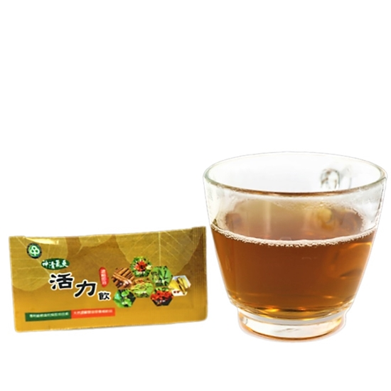 圖片 長青寶 神清氣爽活力飲36包盒2盒組 不含咖啡因 真正無糖飲 隨時沖泡一杯補充元氣
