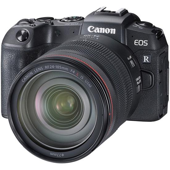 圖片 CANON EOS RP RF24-105 IS USM 公司貨 贈轉接環+SDXC-64G 170MB+電池座充組+一機一鏡包+小腳架+讀卡機+清潔組+保護貼