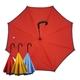 【Kasan 晴雨傘】防風反向上收式雨傘