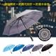 【HOSA】大傘面反光自動傘(5色任選)