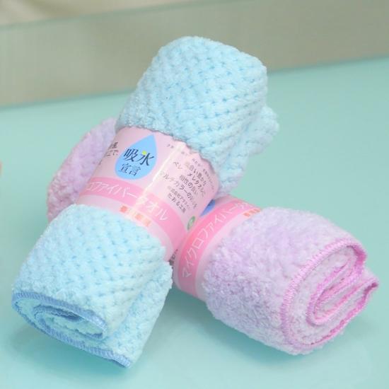 圖片 【吸水宣言】3D纖超吸水柔膚巾經濟組(毛巾、吸水巾)-電