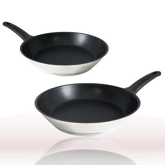 不鏽鋼 平底鍋