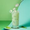 膳食纖維鮮奶茶-綠奶茶