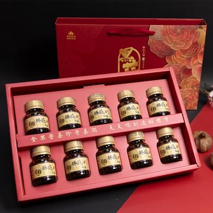 國宴用【詠統】勝蒜在握黑蒜精禮盒(禮盒+體驗)共36瓶-電