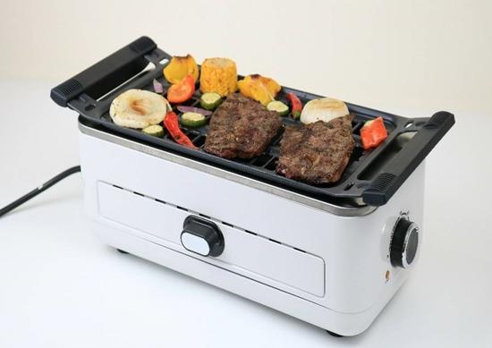 圖片 山多力多功能無煙溫控電烤爐