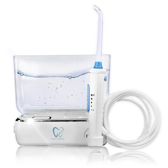 圖片 【家適帝】攜帶家用二用型-五段脈衝充電式沖牙機