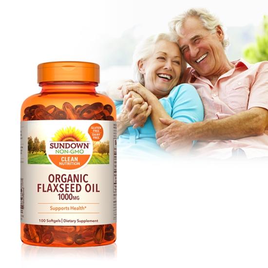 omega-3 保健食品