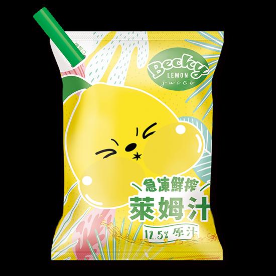 圖片 【憋氣檸檬】Becky Lemon 急凍鮮榨萊姆汁|30入
