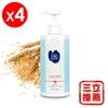 圖片 日本進口【朵朵】純米發酵青春沐浴露 4入組-電